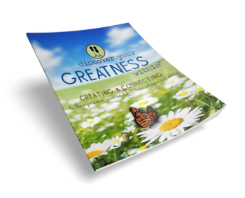 Discover Your Greatness Within Brochure