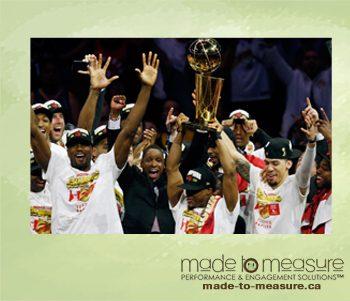 Leaders & High Performing Teams