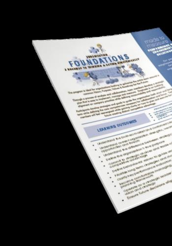 Organization Foundations